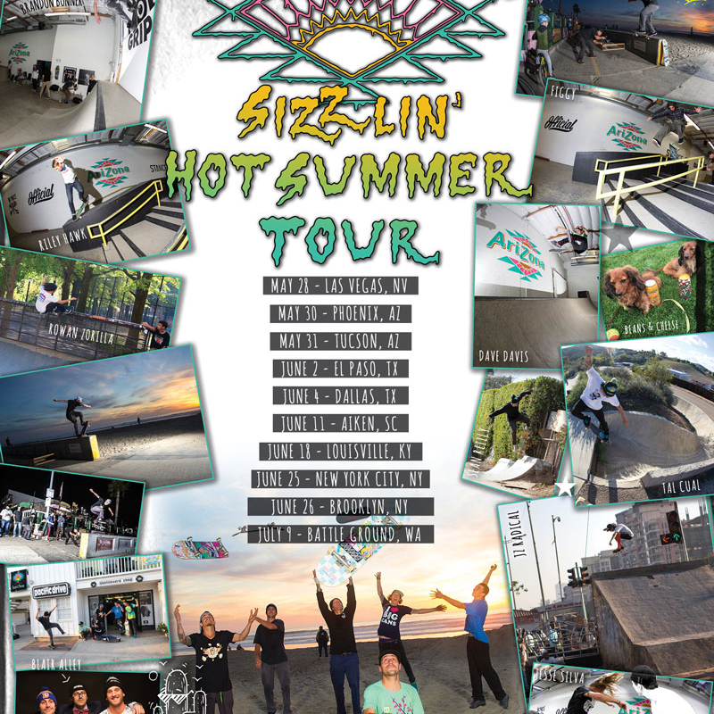Sizzlin' Summer Tour – Las Vegas