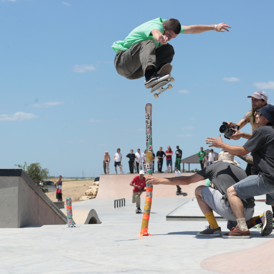 Sizzlin' Summer Tour x Transworld Come Up Tour Stop 2 – Fort Worth