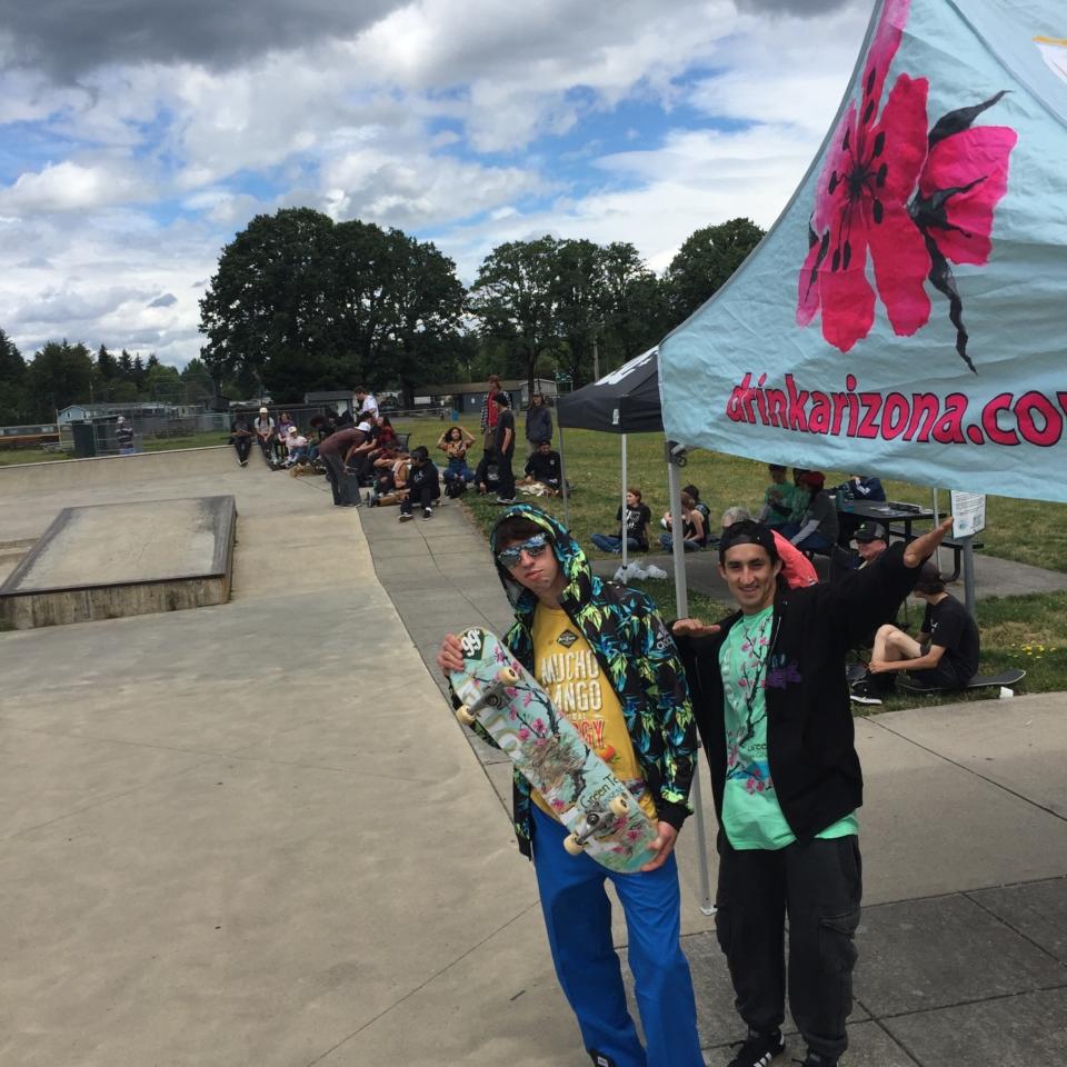 Sizzlin' Hot Summer Tour – Portland